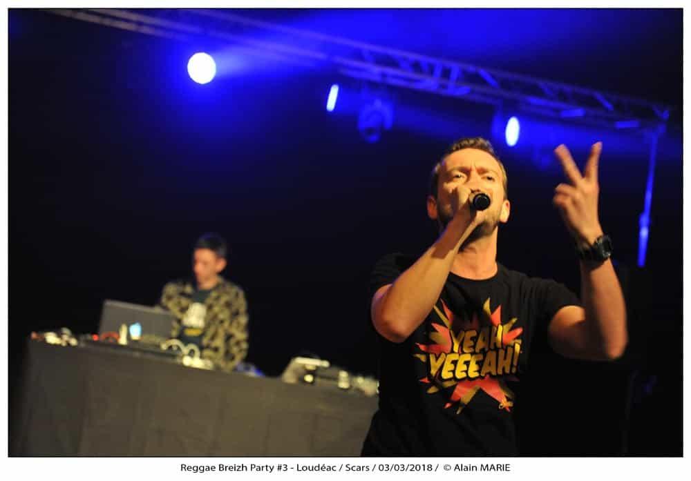 Reggae Breizh Party - Alain Marie